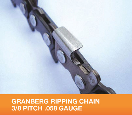 Granberg-ripping-Chain-38-Pitch-.058-Gauge