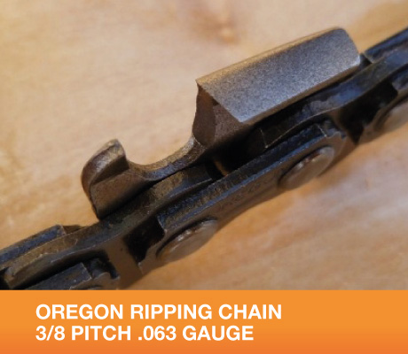 Oregon-ripping-Chain-38-Pitch-.063-Gauge