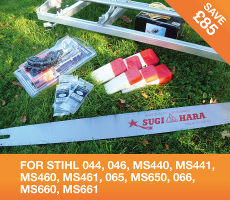 "30"" MILLING KIT – STIHL 065, MS650,  066, MS660, MS661"
