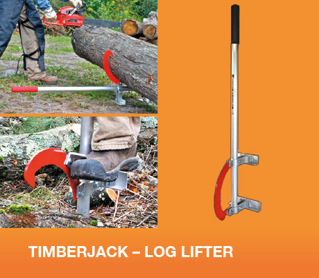 TIMBERJACK – LOG LIFTER