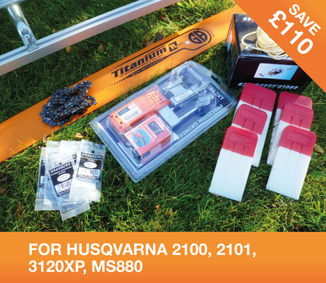 "72"" MILLING KIT – HUSQVARNA 2100, 2101, 3120XP"