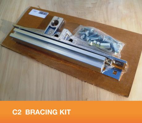 C2 BRACING KIT