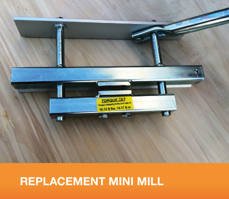 REPLACEMENT MINI MILL