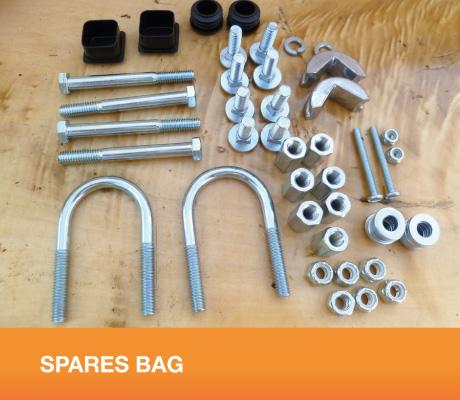 SPARES BAG