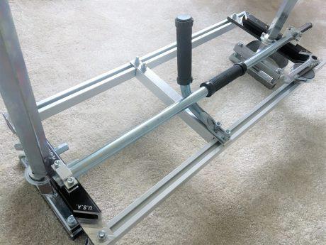 G778-36-A *NEW* [Assembled Option] Revised Granberg 36″ Alaskan Mill Mk IV – 2
