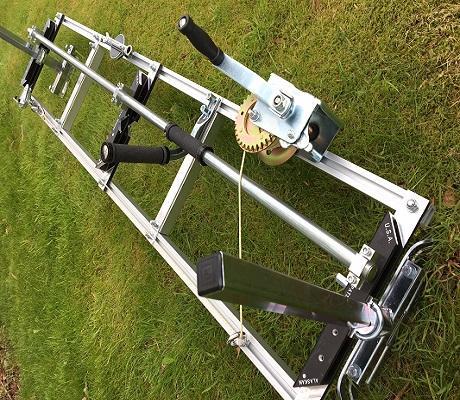 FWK2 Alaskan Full Winch Kit (New Mk II Version) 4