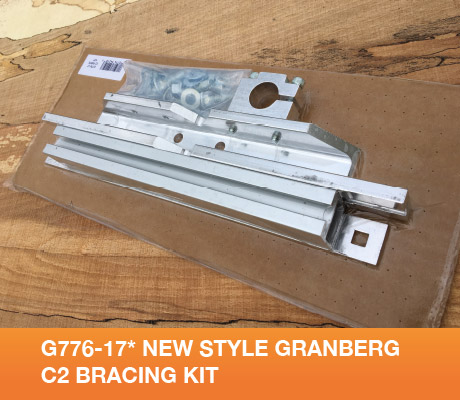 G778-17* New Style Granberg C2 Bracing Kit