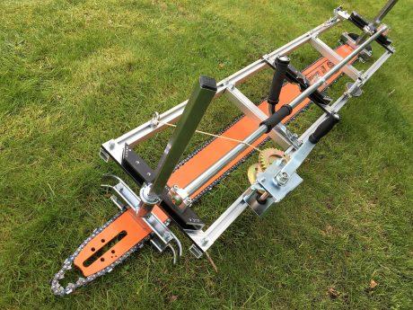 AU-HS5463RQ-404-E031 Granberg Ultimate Milling Kit 54″ GB Pro Bar Stihl 070, 075, 076, 08, 088, 090, MS880 .404