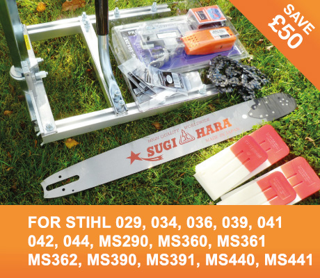 ST-SL-SUGI20-38-D025-Small-Log-Mill-Kit-20″-Bar-Stihl-029,-034,-036,-039,-041,-042,-044,-MS290,-MS360,-MS361,-MS362,-MS390,-MS391,-MS440,-MS441