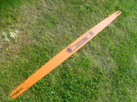 HSD98-63D 98″ Double Ended Milling Bar – Mill up to 84″ (212cm) Logs – For Stihl & Husqvarna Saws .404