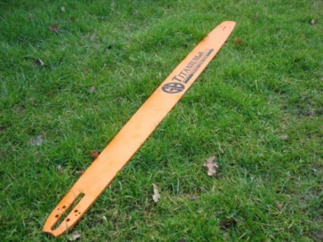 HS84-63RQ 84″(212cm) GB Extra Long 8 Foot Bar for Stihl 050, 051, 070, 075, 076, 08, 090, 088, MS880 .404